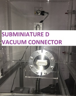 Add a D-Sub Connector to your vacuum chamber