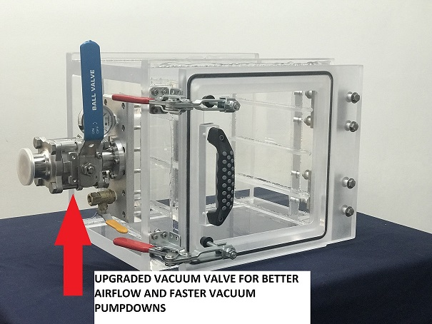 Upgrade your Vacuum Valve