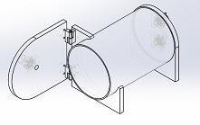 Vacuum Chamber Leak Test Bubble Leak Testing Using An