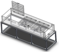 Internal Pressurization ASTM F2096 Leak Testing Systems