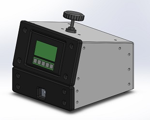 Pressure Decay Leak Tester NANO, 1 Test Channel