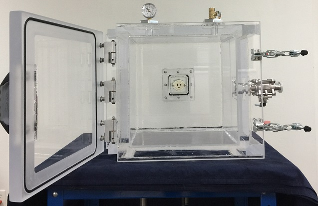laboratory experiments vacuum chamber