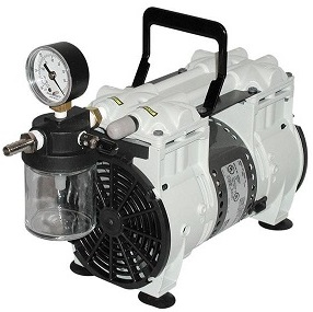 Wob-L Dry Vacuum Pump 115V 60HZ 1PH, 60 Torr at 3.5 CFM